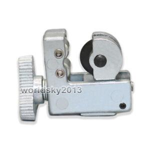 Mini Pipe Cutter Tube Cutting Heavy Duty Cut PVC Titanium Copper Aluminum 3-16mm