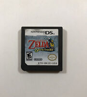 The Legend of Zelda: Spirit Tracks (Nintendo DS, 2009) AUTHENTIC - Ships Fast