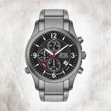 Relojes de pulsera titanio Chrono