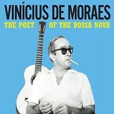 De Moraes, VinciusThe Poet of the Bossanova (New Vinyl)