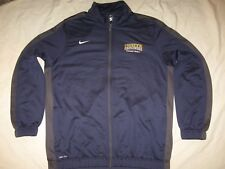 La Salle Explorers Basketball Track Jacket Warm Up Shirt Mens XL NIKE NCAA