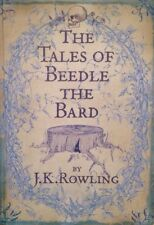 The Tales Of Beedle The Bard By JK Rowling Hardcover