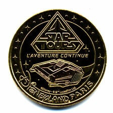 77 DISNEY Star Tours 2, L'Aventure continue, 2017, Monnaie de Paris