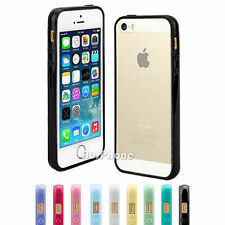 Unbranded/Generic Matte Mobile Phone Bumpers for Apple