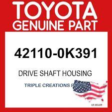Toyota Genuine 421100k391 Housing Assy Rear Axle 42110 0k391