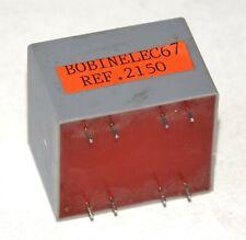 Transformateur audio 600 / 600 Ohms - Haut niveau - Haute qualité AF