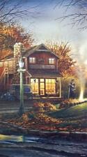 "Terry Redlin ""Aroma of Fall"" Country Store Nostalgic Print"