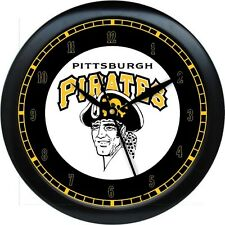 MLB Pittsburgh Pirates 2017 Wall Clock