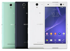 "Original Sony Xperia C3 S55U D2533 D2502 Unlocked 5.5"" 3G 4G LTE Wifi 8MP Camera"