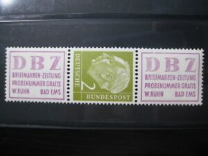 GERMANY Mi. #S16 mint MNH stamp booklet strip! CV $145.00
