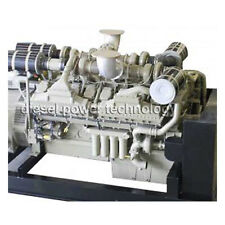 Cummins KTA50G Remanufactured Diesel Engine Long Block or 3/4 Engine