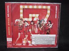 GACHARIC SPIN Kakuhen Type-B JAPAN CD + DVD Cyntia Fate Gear Raglaia