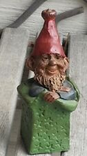 """GIFT """"F"""" R 1987~Tom Clark Gnome~Cairn #5016"""