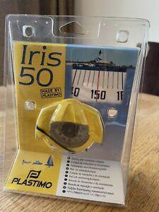 Plastimo Iris 50 Hand Bearing Compass Sailing Walking