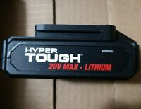 Hyper Tough HT Charge 20-Volt Max Lithium-Ion Battery For Drill Power Tools