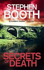 STEPHEN BOOTH __ SECRETS OF DEATH ____ BRAND NEW ___ FREEPOST UK