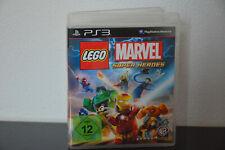 PS3 Spiel - Lego Marvel - Super Heroes - USK 12
