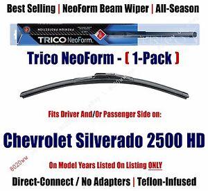 Super Premium NeoForm Wiper Qty 1 fit 2001-06 Chevrolet Silverado 2500 HD 16220