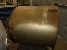 "425 Gallon Stainless Tank 52 1/2"" Diameter x 45 Height"