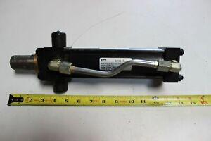 Parker 2.00 DR3LLTS23 6.00 Hydraulic Cylinder Medium Duty Tie Rod Series 3L New