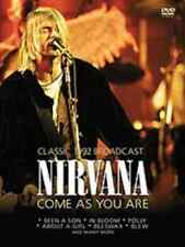 Nirvana: Come As You Are  DVD NEW