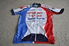 FORTE ALPE D'HUZES 2013 CYCLING JERSEY MEN SIZE S
