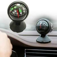 Pocket Car Interior Dashboard Suction Mini Navigation Compass Ball Accessories