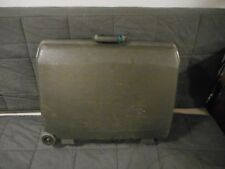 Samsonite Trio LS rolling hard shell suitcase from 1990 luggage oyster