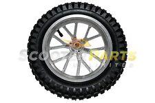 Tire Front Wheel Mini Pocket Dirt Bike 47cc 49cc 50cc COOLSTER QG-50 RX1 Traxxis