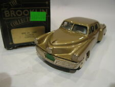 1/43 BROOKLIN 2A TUCKER TORPEDO 1948