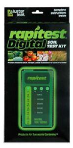 Luster Leaf, Digital Soil Testing Device Kit