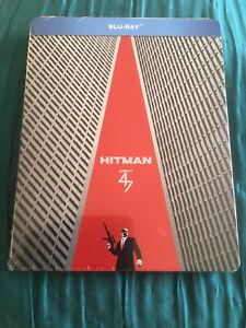 Hitman 47 - Bluray Steelbook - Neu - Keine deutsche Tonspur