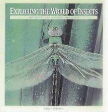 Exploring the World of Insects: The Equinox Guide to Insect Behavior-ExLibrary