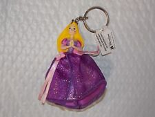 New Disney Parks Princess Tangled Rapunzel Figure Doll Keychain Free Shipping