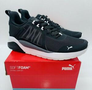 Puma Mens' Anzarun Athletic Training Sneakers  - Black