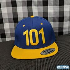 101 Embroidered High Quality Snapback Cosplay Hat/Cap