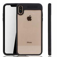 Apple IPHONE XS Max Étui Coque pour Portable Sac de Protection Housse Noir Neuf