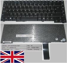 Clavier Qwerty UK ADVENT 7016 7018 7018 Series MP-02686GB-3601 71-U98084-20 Noir