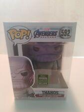 Funko Pop! Avengers: Endgame - Thanos Vinyl Figure 2020 spring convention