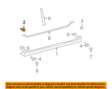 Toyota Car And Truck Exterior Mouldings And Trims For Sale