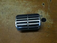 Og VW Touareg 7L Brake Pedal Rubber Cover Stainless Steel Pad 3D1723173A