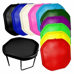 Large Plastic Tuff Tray STAND 100cm Children Messy Play Colour Mixing Cement Kid