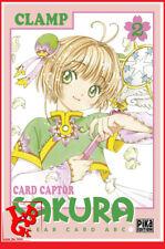 CARD CAPTOR SAKURA Clear Arc 2 02 Mars 2018 PIKA Manga Shojo CLAMP # NEUF #