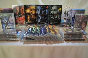 Various X-Files Seasons On DVD & VHS New & Sealed, 2nd Hand Box Sets & Movies