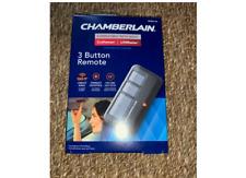 Chamberlain 3 Button Garage Door Remote 953EV-P2 Black New