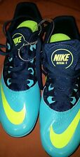 New men's mens track racing running nike  shoes 10.5
