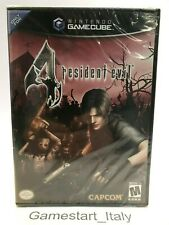 RESIDENT EVIL 4 - NINTENDO GAMECUBE - NEW SEALED NTSC USA VERSION - VERY RARE