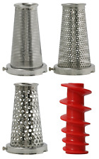 New listing Four-Piece Accessory Pack for Vkp250 Food Strainer by Victorio Vkp250-5