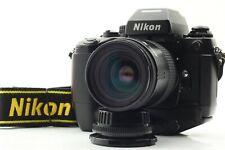 [MINT] Nikon F4S 35mm SLR MB-21 w/ AF 28-85mm f3.5-4.5 lens From JAPAN  #69