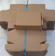 10 x compatto 18.5 x 11 x5.4cm robusto servizio postale imballaggio Die-Cut scatola di cartone